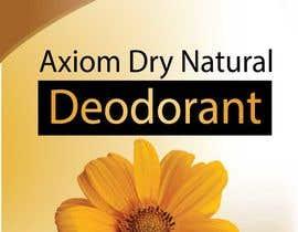 #22 para Design a Deodorant Label por saminaakter20209