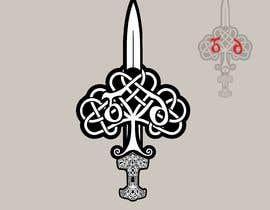 #19 untuk Logo design, rock/folk band, Celtic influence oleh hossaingpix