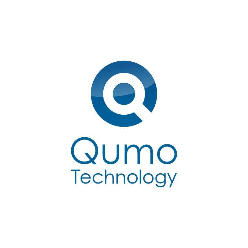 Kilpailutyö #                                        58                                      kilpailussa                                         logo design Qumo technology