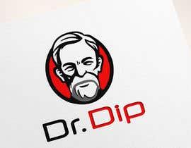 logoque tarafından Dr.Dip - Sauce Company 3D Logo için no 23