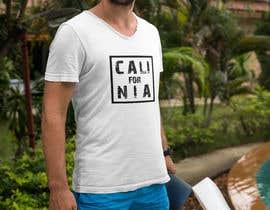 Nro 71 kilpailuun Tshirt graphic design CA käyttäjältä Dristy1997