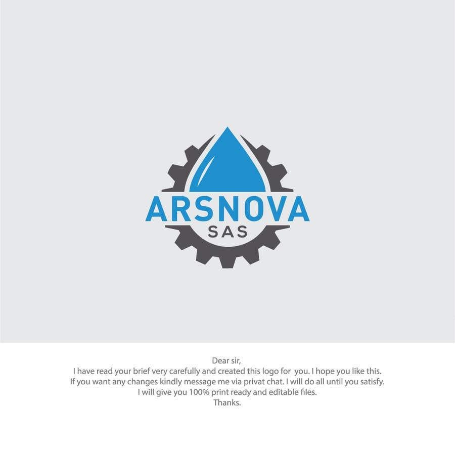 Kilpailutyö #247 kilpailussa Updating/Restyling Logo for a water treatment company