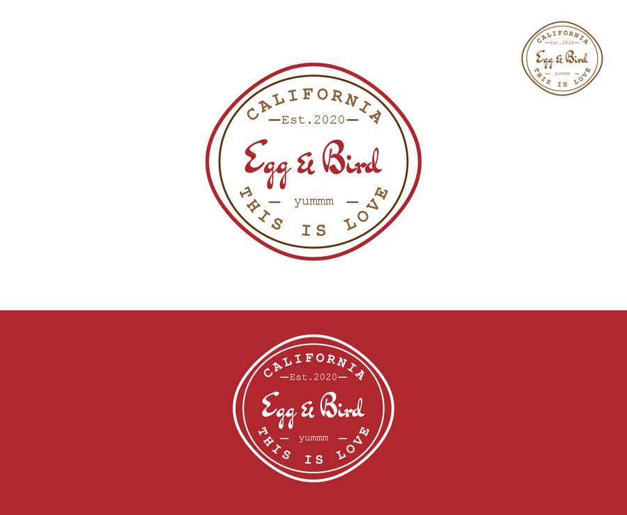 Penyertaan Peraduan #79 untuk Design Restaurant Name for exterior signage