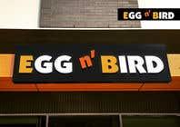 Graphic Design Entri Peraduan #187 for Design Restaurant Name for exterior signage