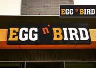 Graphic Design Entri Peraduan #316 for Design Restaurant Name for exterior signage
