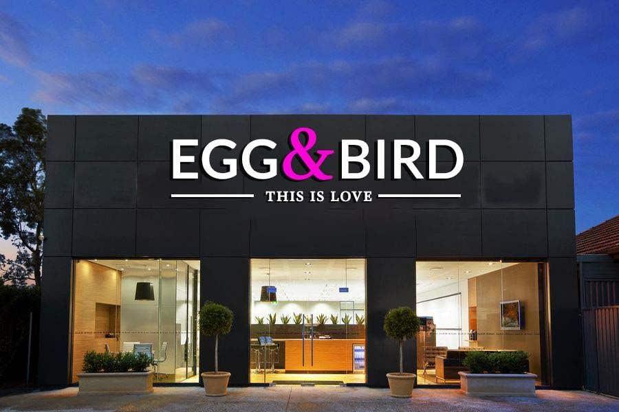 Penyertaan Peraduan #274 untuk Design Restaurant Name for exterior signage