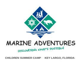 #65 for I need a LOGO for a marine science and adaptive scuba camp for children with disabilities ages 10-16 by artgenerator