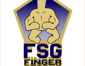 #39 para Gaming team logo por juliadafne123