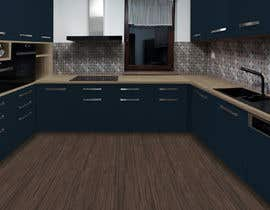 #25 cho Recoloring our kitchen by photos bởi stefaniamar
