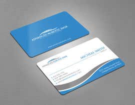 #120 para Need a New Business Card Design for Medical Practice por triptigain