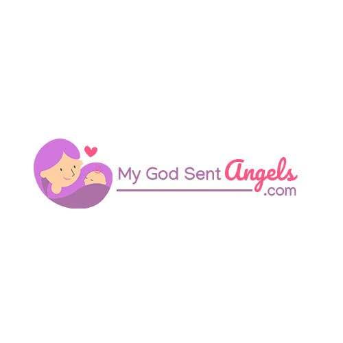 Bài tham dự cuộc thi #88 cho Design a logo for My God Sent Angels