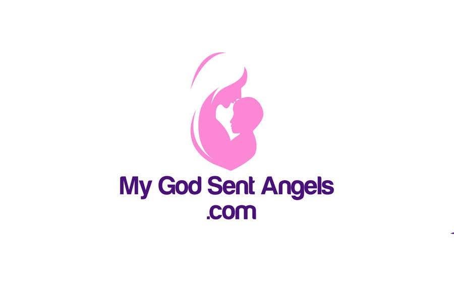 Bài tham dự cuộc thi #74 cho Design a logo for My God Sent Angels