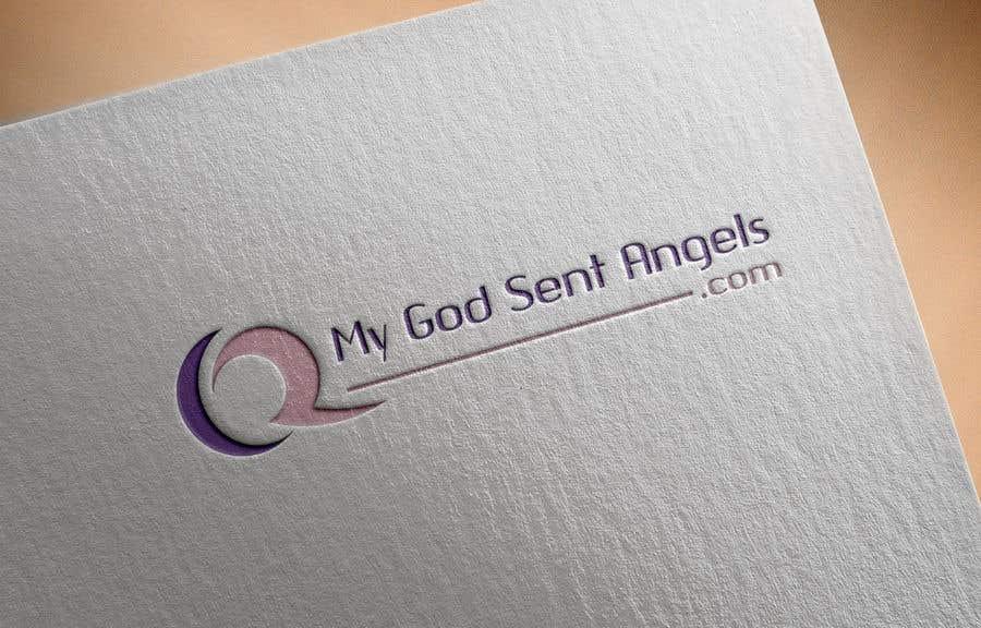 Bài tham dự cuộc thi #25 cho Design a logo for My God Sent Angels