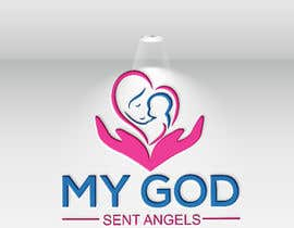 #70 cho Design a logo for My God Sent Angels bởi mbhuiyan389