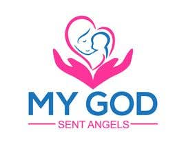 #71 cho Design a logo for My God Sent Angels bởi mbhuiyan389