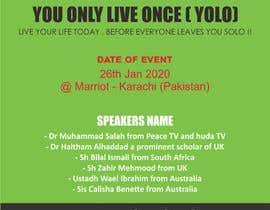 #72 untuk Poster for a Islamic Conference oleh Kalluto