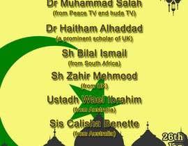 kungfualvear2019 tarafından Poster for a Islamic Conference için no 68