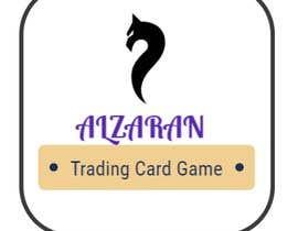 Nro 44 kilpailuun Design a logo for Alzaran Trading Card Game käyttäjältä akmmuzibkabir