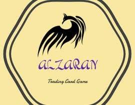 Nro 45 kilpailuun Design a logo for Alzaran Trading Card Game käyttäjältä akmmuzibkabir