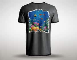 #27 para T-Shirt Design (Aquarium Business) por akmalhossen
