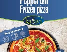 #50 untuk Pizza Packaging Design oleh ShaherIbrahim