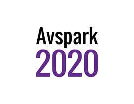 nº 69 pour Make a logo: Avspark 2020 par pixeldesignleade