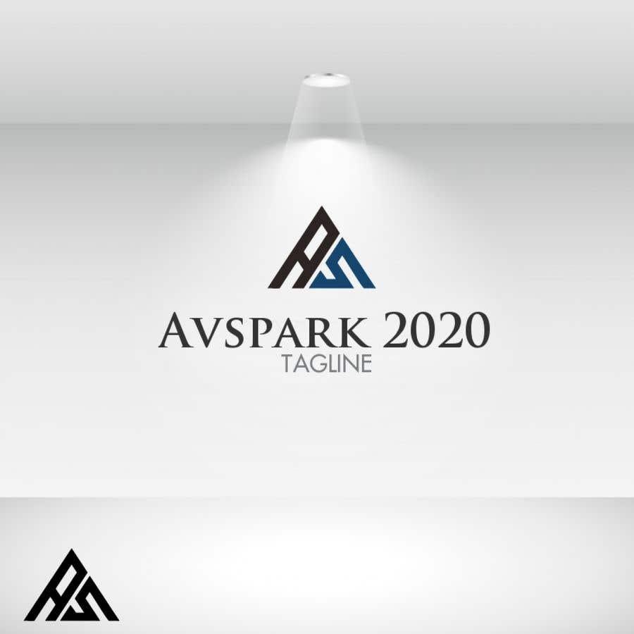Kilpailutyö #61 kilpailussa Make a logo: Avspark 2020