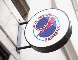 Nro 70 kilpailuun Design a logo for Dive Beyond Barriers so we can go Beyond Barriers. käyttäjältä MdAlam1980