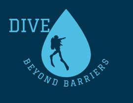 Nro 887 kilpailuun Design a logo for Dive Beyond Barriers so we can go Beyond Barriers. käyttäjältä yadavgajender087