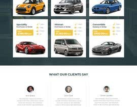 #8 cho Wordpress Car rental/purchase site bởi jubeda71