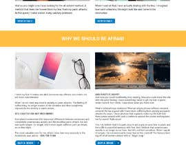 #36 for GREAT JOB: redesign of a website af WebCraft111