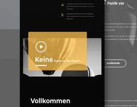 #29 for GREAT JOB: redesign of a website af meemaw1