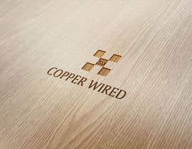 NIPU27 tarafından Copper Wired Logo için no 98