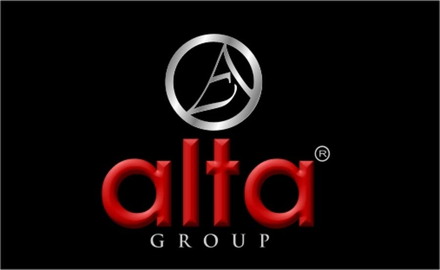 Natečajni vnos #72 za Logo Design for Alta Group-Altagroup.ca ( automotive dealerships including alta infiniti (luxury brand), alta nissan woodbridge, Alta nissan Richmond hill, Maple Nissan, and International AutoDepot