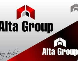 #164 Logo Design for Alta Group-Altagroup.ca ( automotive dealerships including alta infiniti (luxury brand), alta nissan woodbridge, Alta nissan Richmond hill, Maple Nissan, and International AutoDepot részére iBox123 által
