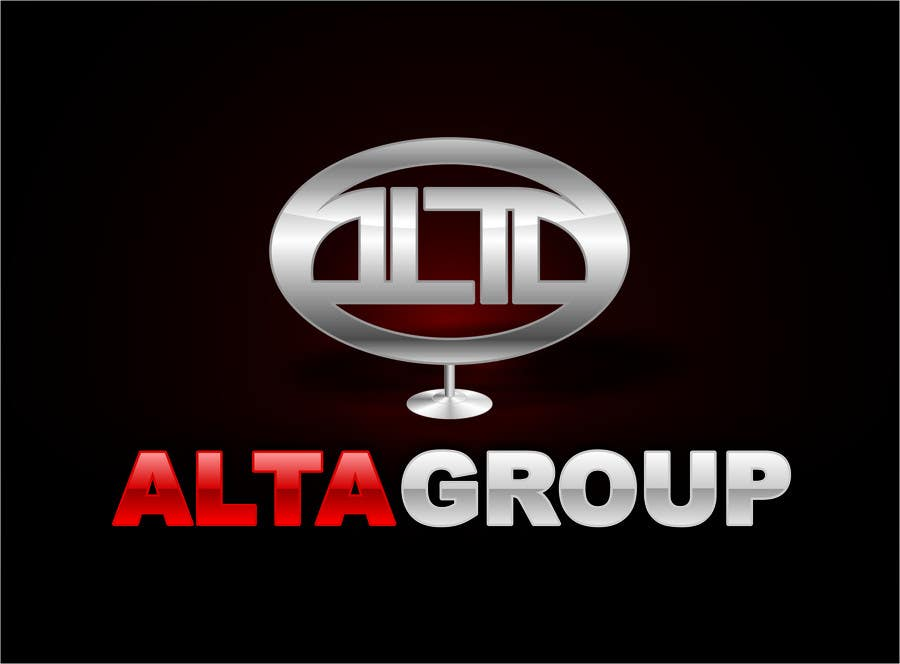 Contest Entry #28 for Logo Design for Alta Group-Altagroup.ca ( automotive dealerships including alta infiniti (luxury brand), alta nissan woodbridge, Alta nissan Richmond hill, Maple Nissan, and International AutoDepot