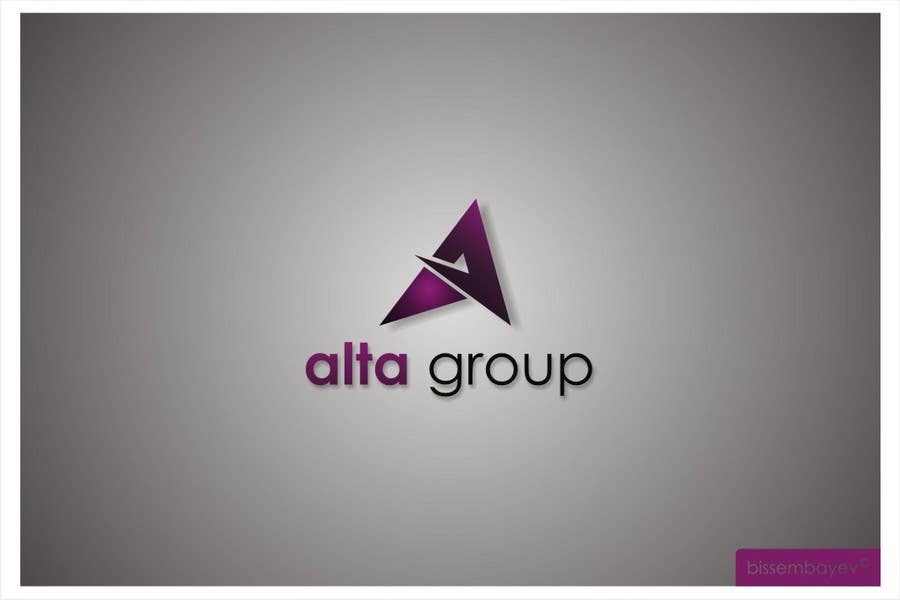 Конкурсная заявка №77 для Logo Design for Alta Group-Altagroup.ca ( automotive dealerships including alta infiniti (luxury brand), alta nissan woodbridge, Alta nissan Richmond hill, Maple Nissan, and International AutoDepot