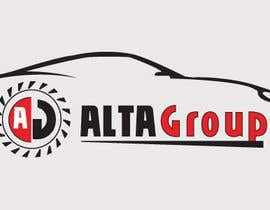 #167 Logo Design for Alta Group-Altagroup.ca ( automotive dealerships including alta infiniti (luxury brand), alta nissan woodbridge, Alta nissan Richmond hill, Maple Nissan, and International AutoDepot részére webworker által