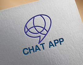 #14 для Hi. Logo is required for the application of chat and be designed professionally. от shawon497319