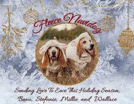 #20 untuk Christmas Card Design (Front and Back) oleh soffis