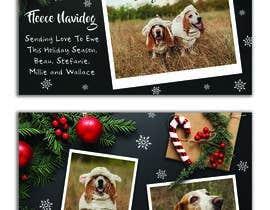 #26 untuk Christmas Card Design (Front and Back) oleh Quay3010