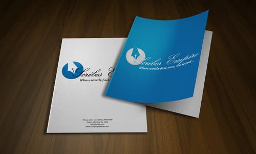 #17 for Logo Design for A writing Firm by rogeriolmarcos