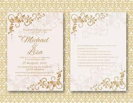 hdKamal tarafından Wedding Invitation için no 10