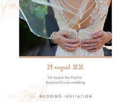 yasminnorhisham tarafından Wedding Invitation için no 8