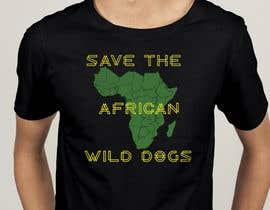 #60 для Graphic Design for Endangered Species - African Wild Dogs от mdyounus19