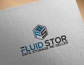 #304 pentru Data Storage Re-seller Company Logo de către shahadat5128