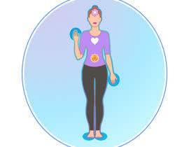 Nro 20 kilpailuun One Page Human Body Graphic käyttäjältä kaushalyasenavi