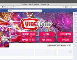 akram1293 tarafından Design a Wallpaper for VibeComp Facebook page için no 9