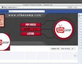 akram1293 tarafından Design a Wallpaper for VibeComp Facebook page için no 14