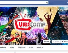 CosmoTyler tarafından Design a Wallpaper for VibeComp Facebook page için no 24